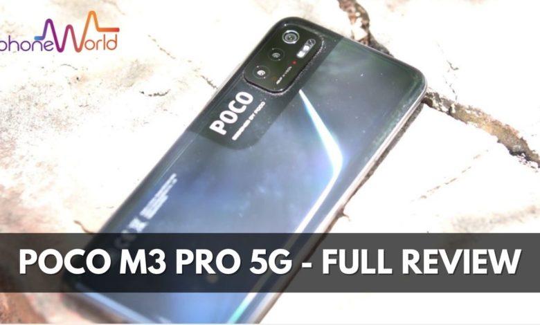 M3 pro 5G Full review