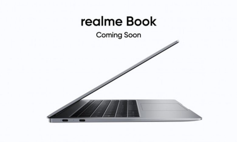 realme book pad