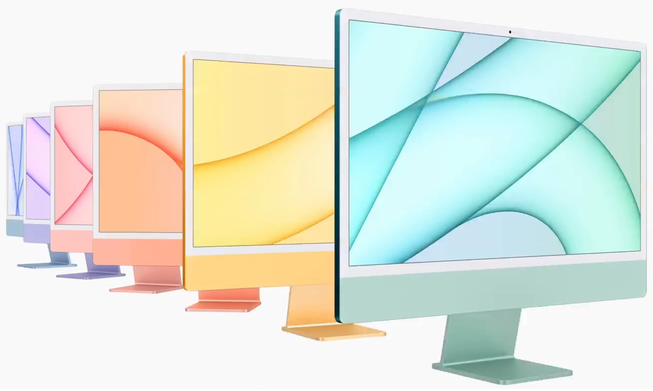 Review of New iMac M1 2021 1