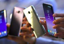 Smartphones Shipment