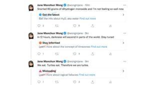 Twitter Three Labels