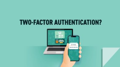 Two Factor Authentication Safe