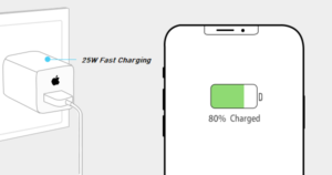 iPhone 13 Fast Charging