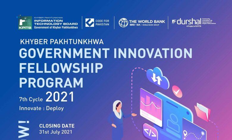 KPITB Opens Applications for Innovation Fellowship Program 2021