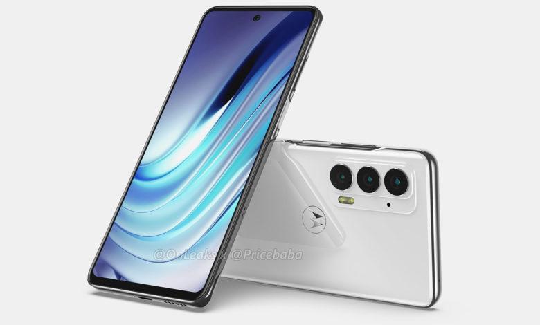 Motorola edge Phones