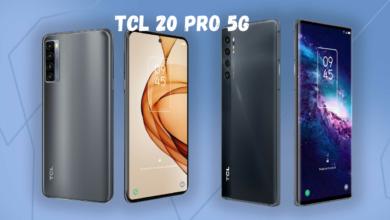 TCL 20 PRO 5G title