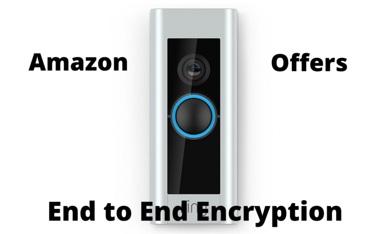 Amazon Offers End to End Encryption title