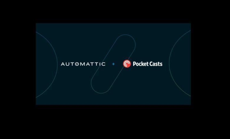 Automattic Acquired Pocket Casts