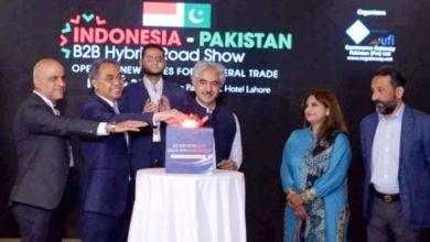 Indonesia-Pakistan B2B
