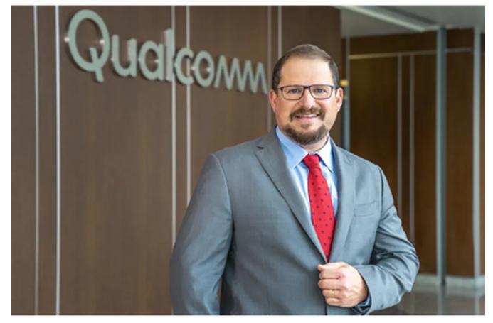 Qualcomm's new CEO