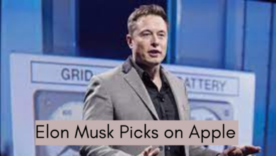 Elon Musk Picks on Apple During Tesla Earning Call