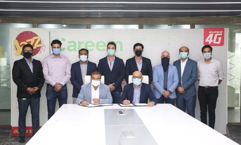 Careem to connect its merchants and employees through Jazz's communications solutions