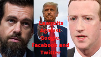 Lawsuits Against Google, Facebook and Twitter