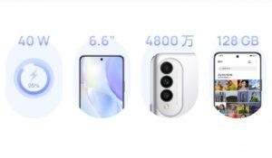 Huawei Nova 8 Features