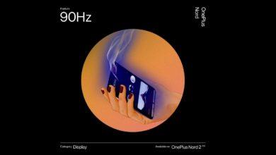 OnePlus Nord 2 5G Design