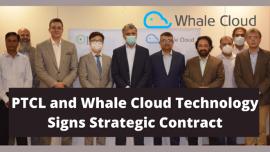 PTCL and Whale Cloud Technology Signs Strategic Contract