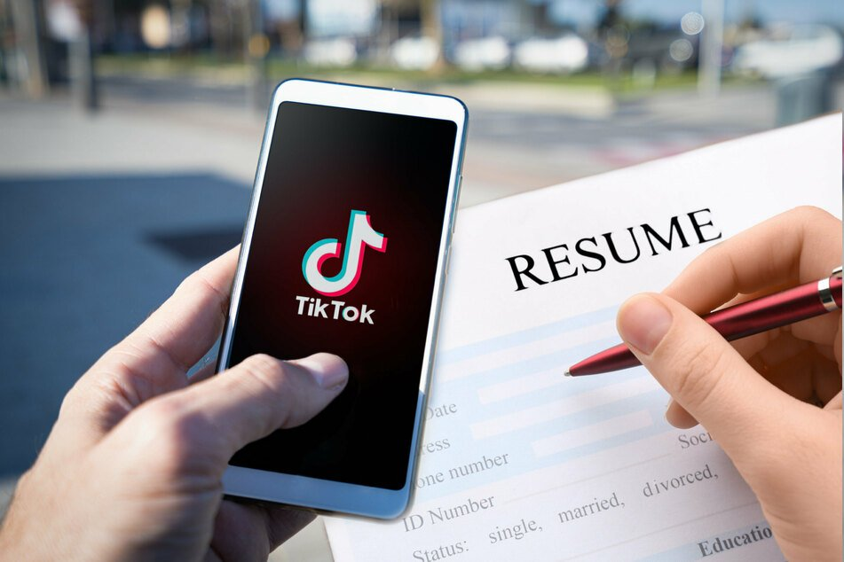 TikTok has a new resume feature for job seekers 1