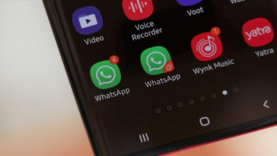 Samsung to fix a Dual Messenger WhatsApp file-sharing issue