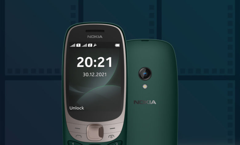 Iconic Nokia 6310 (2021) is on its Way- Here's How it Looks Like