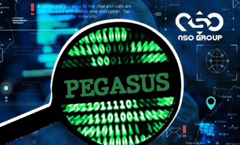 Pegasus Spyware Check