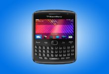 Onward Mobility Website Announces comeback of Blackberry Smartphone