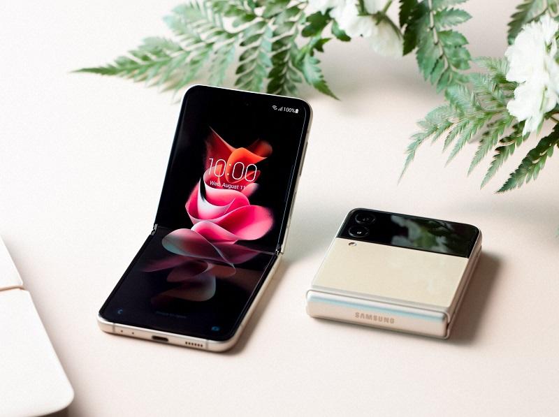 Samsung Galaxy Z Flip3 Display