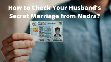 How to Check Your Husband's Secret Marriage from Nadra?