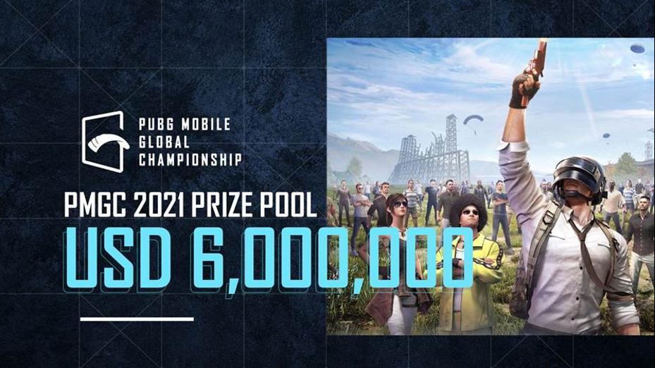 PUBG Mobile competition 2021