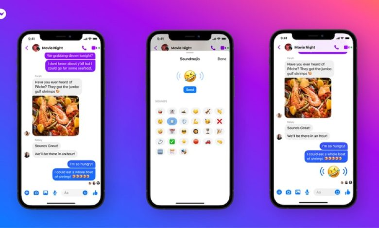 A Step by Step Guide to Use Facebook Messenger Soundmojis