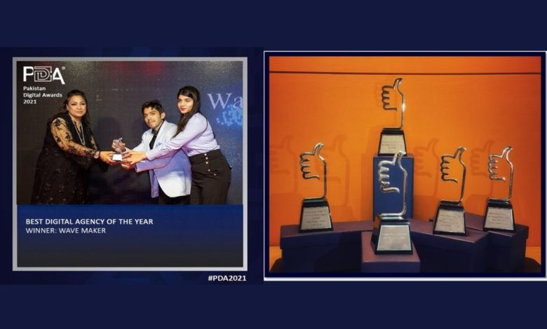 WAVEMAKER MAKING WAVES ACROSS PAKISTAN WITH NEW WINS.