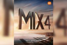 Xiaomi Mi Mix 4 to arrive one day prior Samsung Unpacked Event