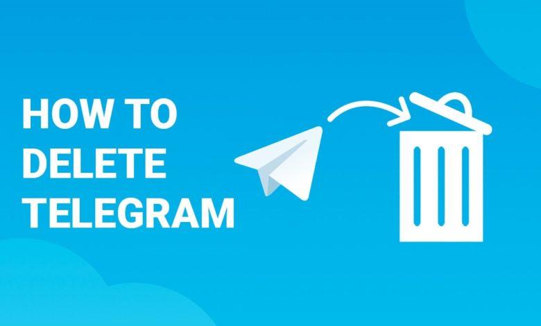 How to Delete Your Telegram Account?