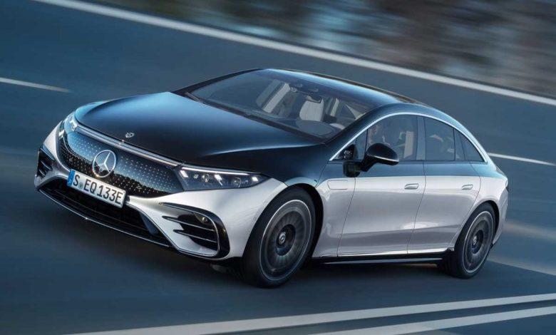 Mercedes-Benz Electric EQS