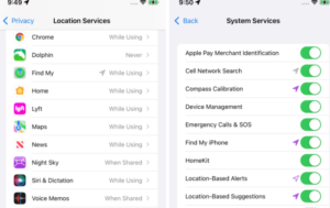How to Turn Off Location Access for Apps on iPhone