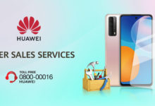 Huawei's proof that they really care about after-sale service