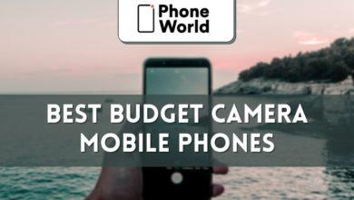 best budget camera phones of 2021