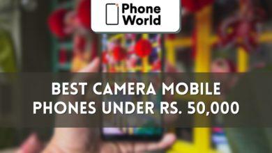 best camera mobile phones