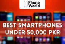 best smartphone under PKR 50000