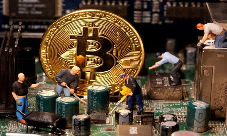 Crypto mining electricity