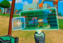 Netflix VR game