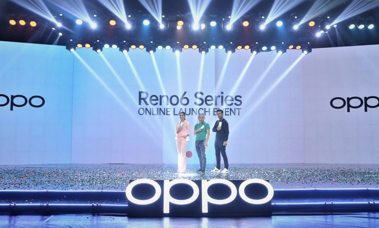 OPPO Announces the AI Portrait Expert - Reno6 Series, delivering a Superior Portrait Shooting Experience