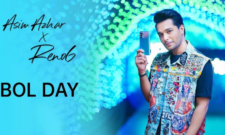 OPPO Releases its All New Reno6 Music Video Celebrating Emotions in Portrait ft. Asim Azhar