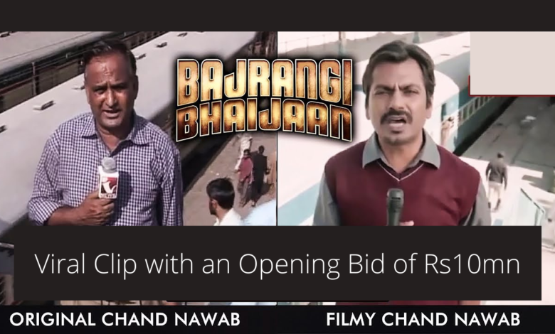 Viral Clip Being Sold as NFT with an Opening Bid of Rs10mn