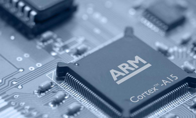 Google ARM-based Processors