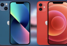 iPhone 13 VS iPhone 12-Changes and Similarities
