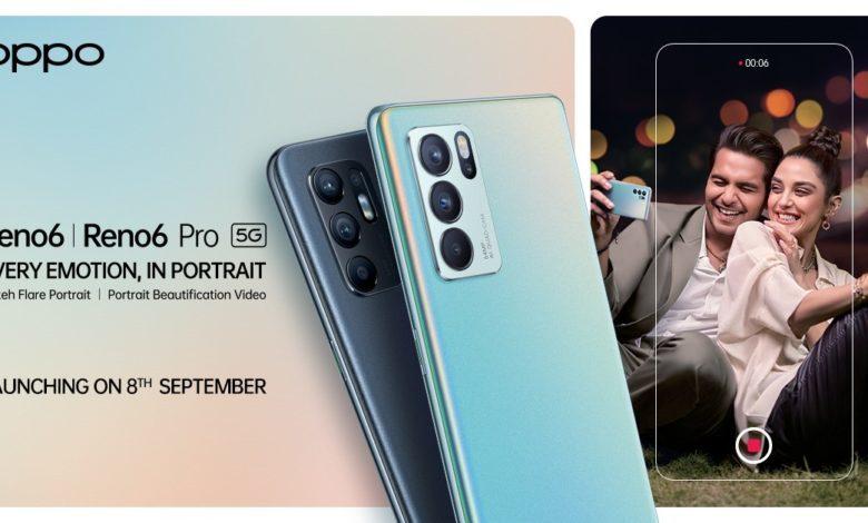 Oppo Reno 6 5G Launch Date in Pakistan Confirmed