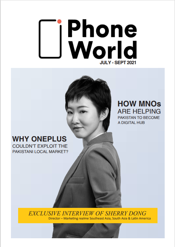 phoneworldmagazine july - september 2021