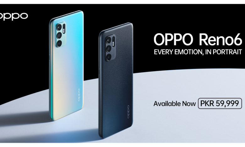 The highest Online Pre-ordered Reno Phone to Date - OPPO Reno6 Goes on Sale Nationwide!
