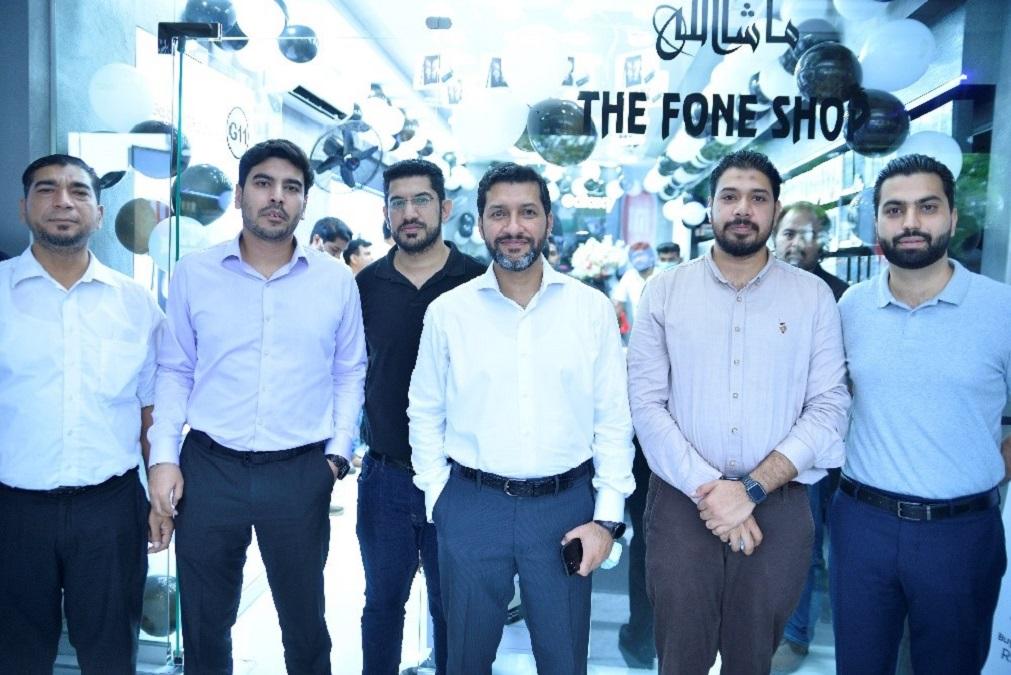 Samsung Experience Stores Open in Hafeez Center
