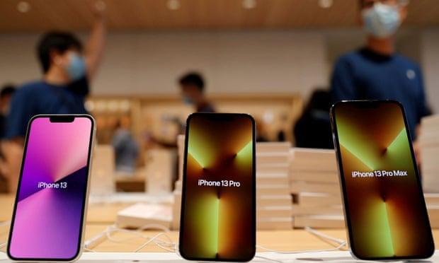iphone 13 chip shortage